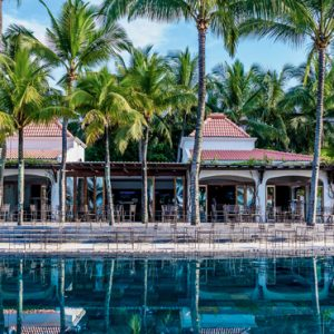 luxury Mauritius holiday Packages Mauricia Beachcomber Resort And Spa Pool