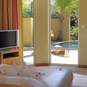 luxury Mauritius holiday Packages Mauricia Beachcomber Resort And Spa Villa