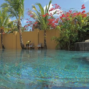 luxury Mauritius holiday Packages Mauricia Beachcomber Resort And Spa Villa 2