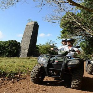 Mauritus holiday Packages Heritage Awali Golf & Spa Resort Buggy Landsport Activity