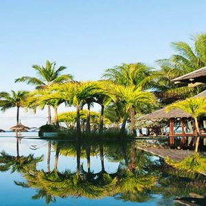 Mauritus holiday Packages Heritage Awali Golf & Spa Resort Pool View