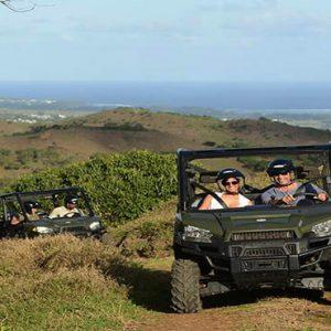 Mauritus holiday Packages Heritage Awali Golf & Spa Resort Quad Buggy Safari