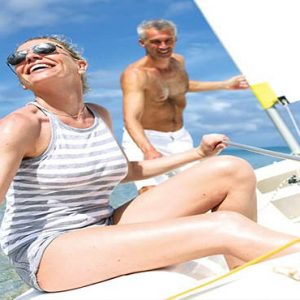 Mauritus holiday Packages Heritage Awali Golf & Spa Resort Lasers Boat
