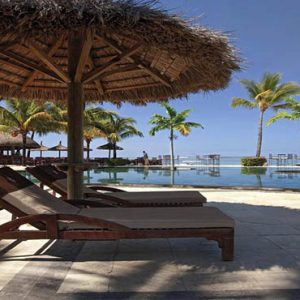 Mauritus holiday Packages Heritage Awali Golf & Spa Resort Sun Loungers