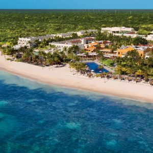 luxury Mexico holiday Packages Dreams Tulum Resort And Spa Mexico Exterior