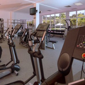 luxury Mexico holiday Packages Dreams Tulum Resort And Spa Mexico Gym