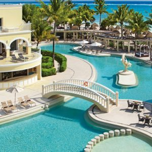 luxury Mexico holiday Packages Dreams Tulum Resort And Spa Mexico Pool 2