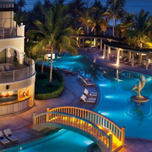 luxury Mexico holiday Packages Dreams Tulum Resort And Spa Mexico Pool 3