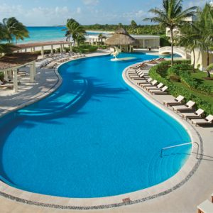 luxury Mexico holiday Packages Dreams Tulum Resort And Spa Mexico Pool 4