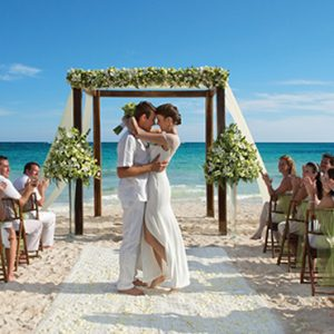 luxury Mexico holiday Packages Dreams Tulum Resort And Spa Mexico Wedding 2