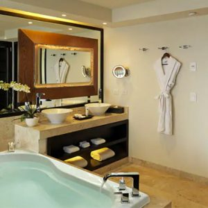 luxury Mexico holiday Packages Paradisus Playa Del Carmen La Perla One Bedroom Master Suite
