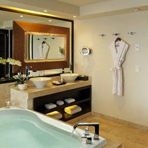 luxury Mexico holiday Packages Paradisus Playa Del Carmen La Perla One Bedroom Master Suite