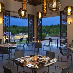 luxury Mexico holiday Packages Paradisus Playa Del Carmen La Perla The Grill