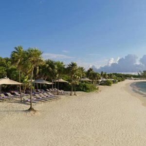 luxury Mexico holiday Packages Paradisus Playa Del Carmen La Perla Beach 2