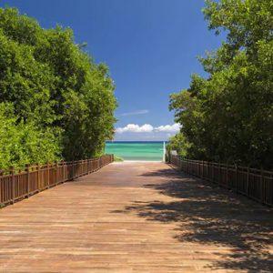 luxury Mexico holiday Packages Paradisus Playa Del Carmen La Perla Beach 3
