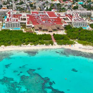 luxury Mexico holiday Packages Paradisus Playa Del Carmen La Perla Exterior