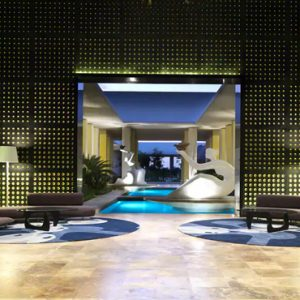 luxury Mexico holiday Packages Paradisus Playa Del Carmen La Perla Lobby