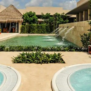 luxury Mexico holiday Packages Paradisus Playa Del Carmen La Perla Spa