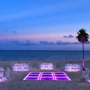 Mexico Honeymoon Packages Paradisus Playa Del Carmen La Perla Wedding