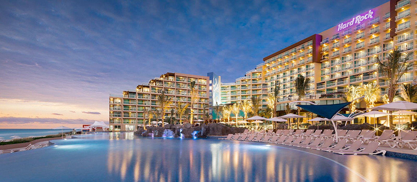 Mexico Honeymoons - Hard Rock Cancun - Header