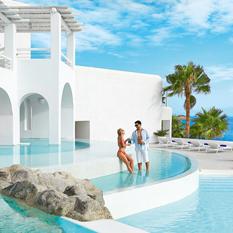 Mykonos Blu resort - greece luxury holidays - thumbnail