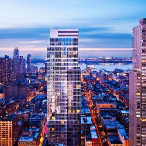 New York Honeymoon Packages W Times Square New York Exterior 2