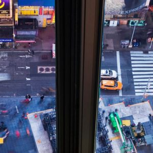 New York Honeymoon Packages W Times Square New York Exterior 3