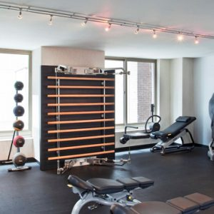 New York Honeymoon Packages W Times Square New York Gym