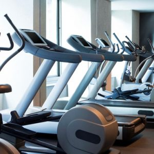 New York Honeymoon Packages W Times Square New York Gym 2