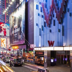New York Honeymoon Packages W Times Square New York Times Square