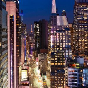 New York Honeymoon Packages W Times Square New York Views 2