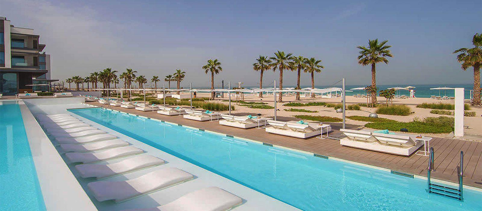 Nikki Beach Resort And Spa Luxury Dubai Honeymoon Packages Header