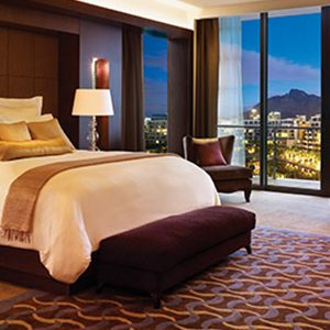 One&Only Cape Town South Africa Honeymoon Bedroom