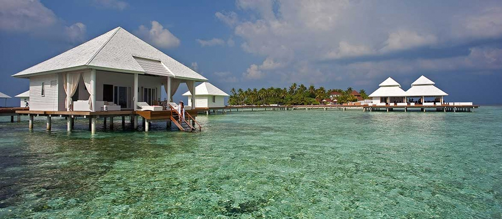 PD Header - Luxury - Holidays - Maldives - Diamonds Athuraga - Aerial