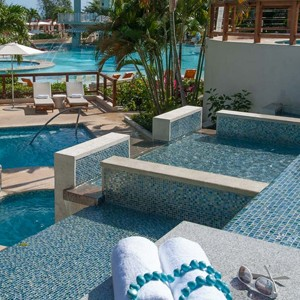 Pool - Sandals Ochi Beach Resort jamaica - Luxury Jamaica Holidays