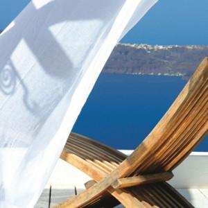 Pool 3 - sun Rocks Hotel Santorini - luxury santorini holiday packages