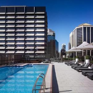 Pool - Sofitel Brisbane - Luxury Australia Holidays