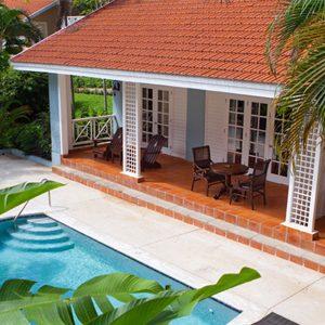 Pool Views Butler Village One Bedroom Poolside Villa Estate Suite Sandals Ocio Rios