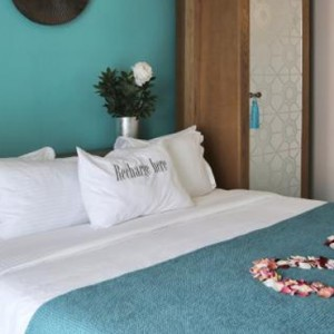 Premium one bedroom suite 2 - domes of elounda - luxury greece holiday packages
