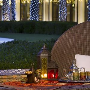 Ramadam - Ritz Carlton Abu Dhabi - Abu Dhabi Luxury Holidays