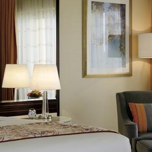 Ritz-Carlton Abu Dhabi Grand Canal - abu dhabi luxury holidays - BEDROOM