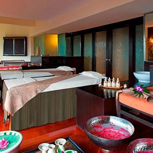 Royal Orchid Sheraton Bangkok - Thailand Honeymoon - spa