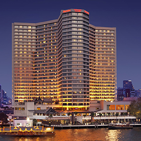 Royal Orchid Sheraton Bangkok - Thailand Holiday - thumbnail