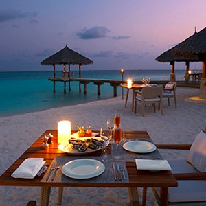 Sand 1 - Velassaru Maldives - Luxury Maldives Holidays