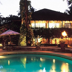 Sandpiper - Barbados holidays Packages - pool night