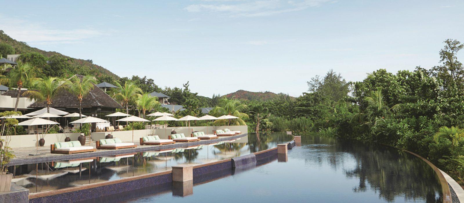 Seychelles Honeymoon Raffles Praslin Header