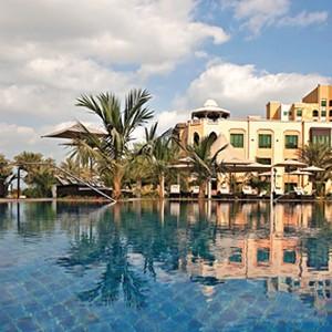 Shangri-La Abu Dhabi - Abu Dhabi Honeymoon Packages - Pool 2