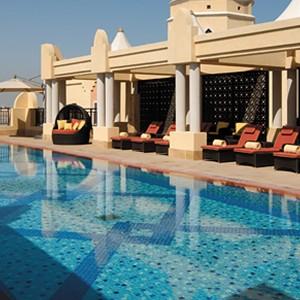 Shangri-La Abu Dhabi - Abu Dhabi Honeymoon Packages - Pool