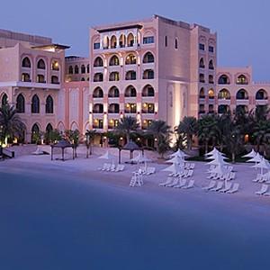 Shangri-La Abu Dhabi - Abu Dhabi Honeymoon Packages - beach