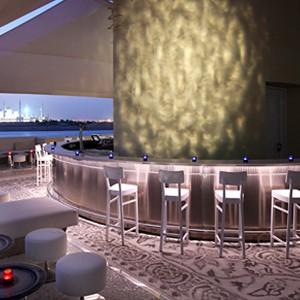 Shangri-La Abu Dhabi - Abu Dhabi Honeymoon Packages - terrace bar